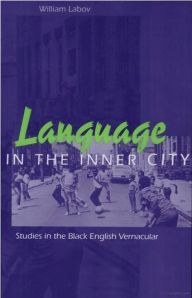 Language in the inner city